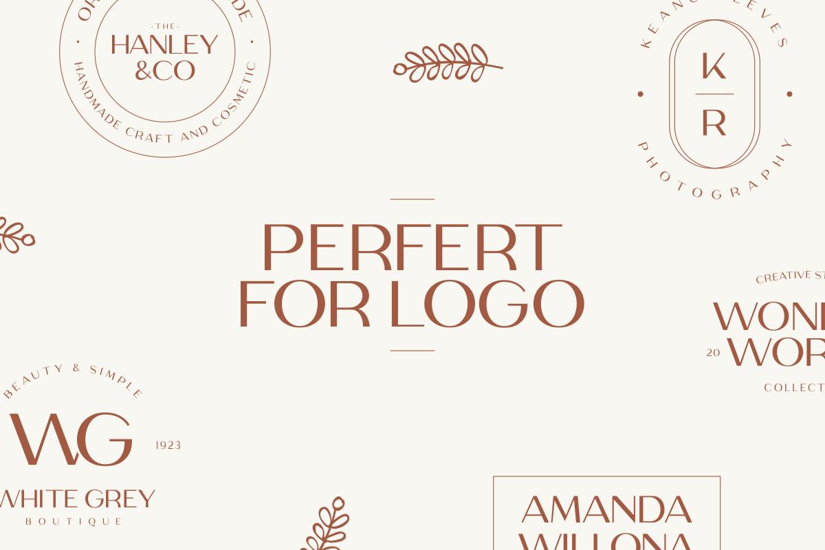 Megante - Classy Font in Calligraphy Fonts
