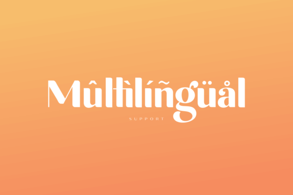 Michael Beautiful Ligature Font in Display Fonts