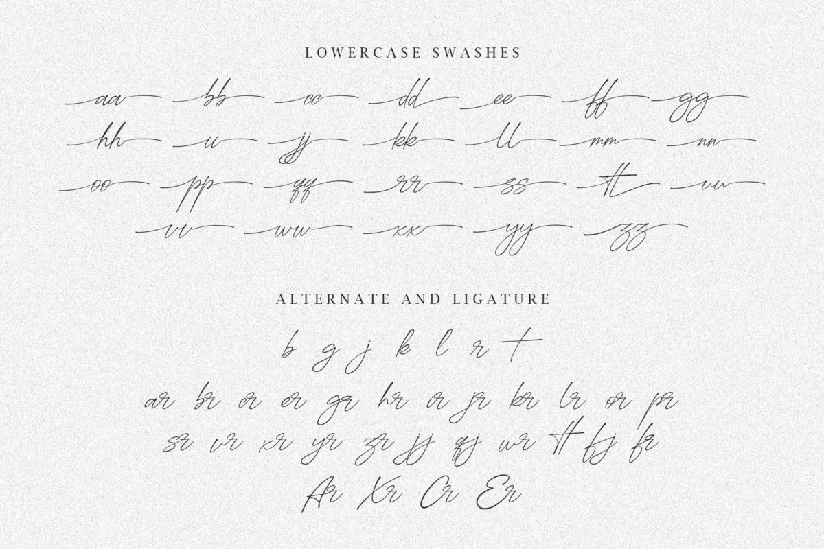 Loisbeauty - Signature Font in Calligraphy Fonts