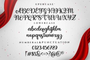 Angelisa in Calligraphy Fonts