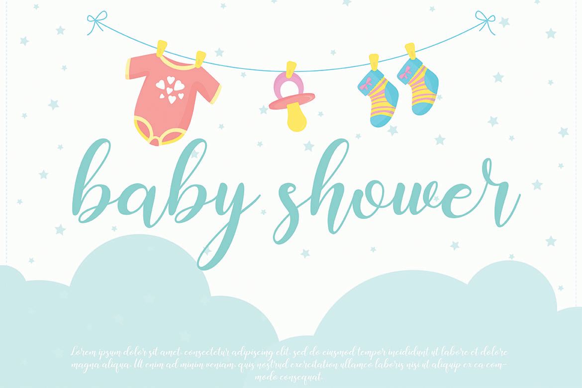 Babyola in Calligraphy Fonts