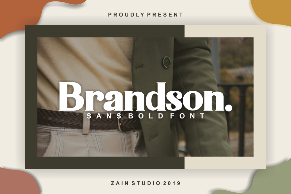 Brandson in Sans Serif Fonts