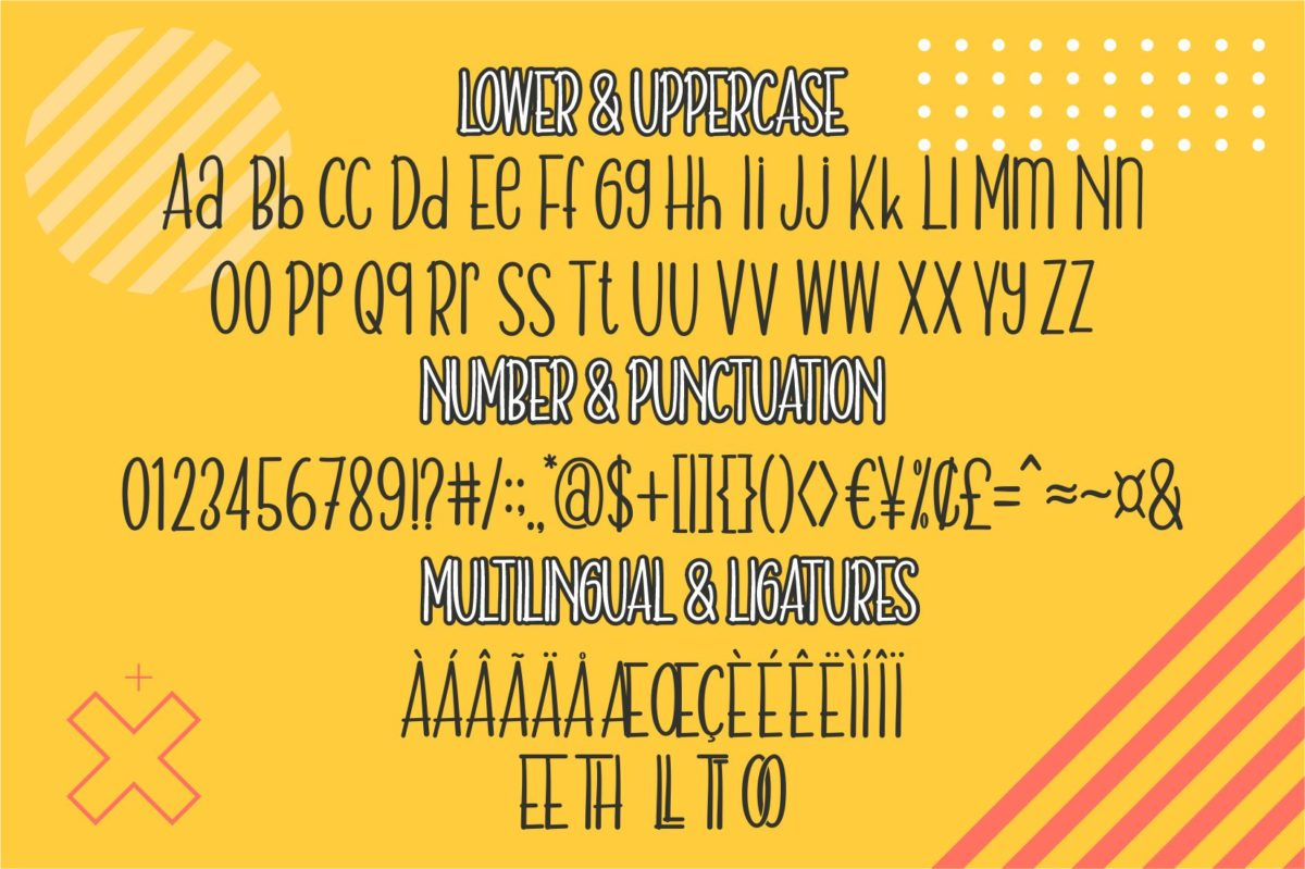 Doctor Heroes in Display Fonts