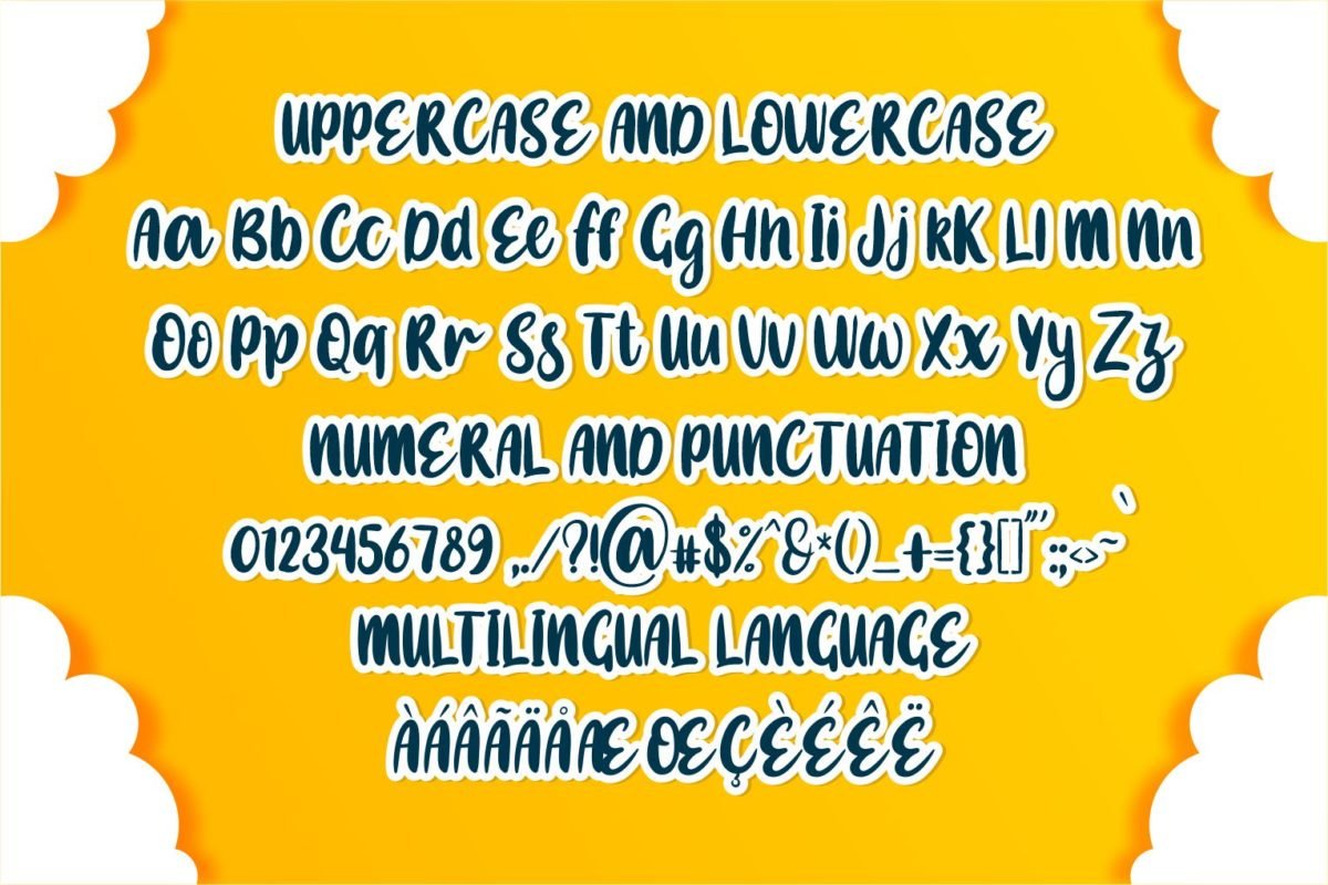Lemon Squash in Display Fonts