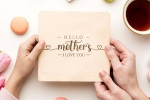 Mother's in Decorative Fonts