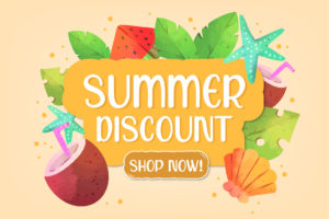 Summer Sale - Display Font in Display Fonts