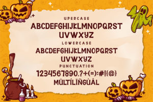 Micky Dicky - Display Font in Display Fonts