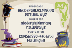 Halloween Day's - Display Font in Display Fonts