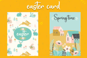 Easter Nice in Handwriting Fonts