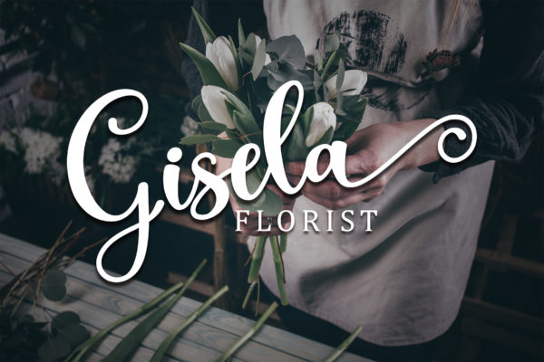 Rastica in Calligraphy Fonts