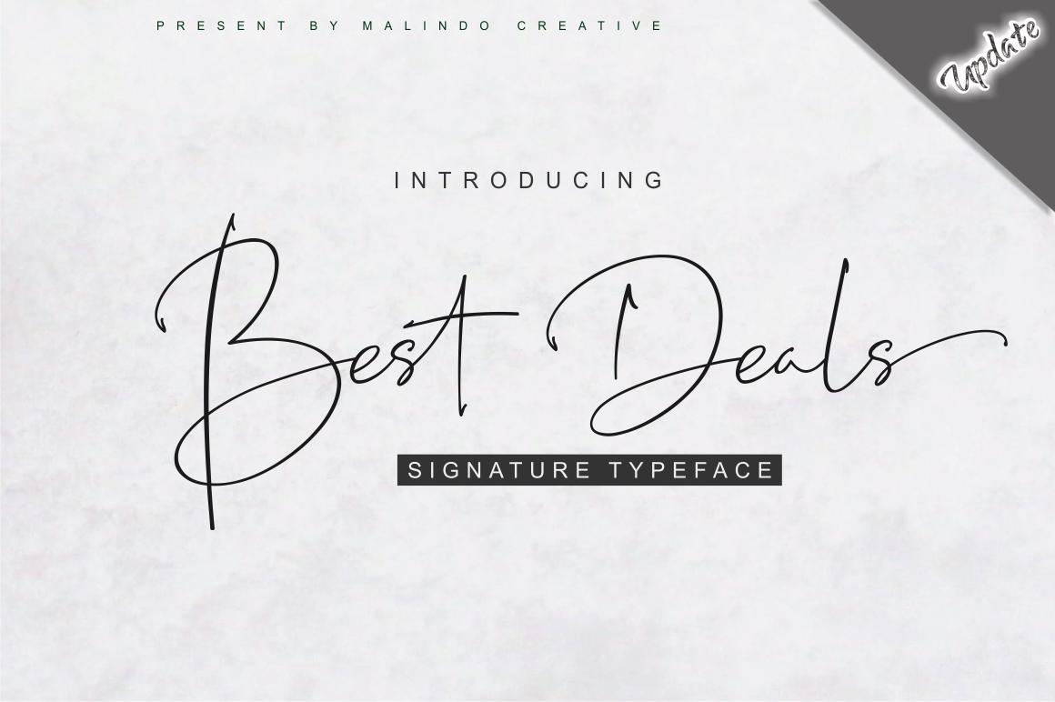 Best Deals in Calligraphy Fonts