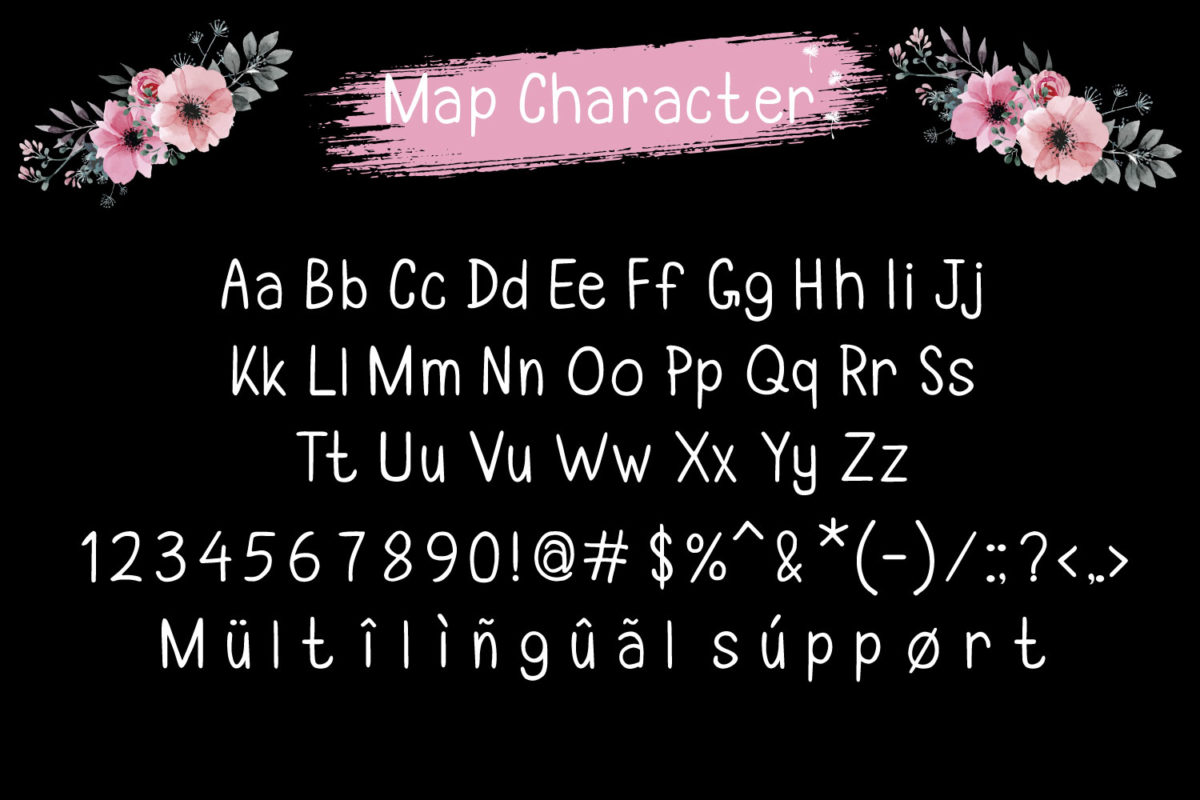 Alidelion in Decorative Fonts