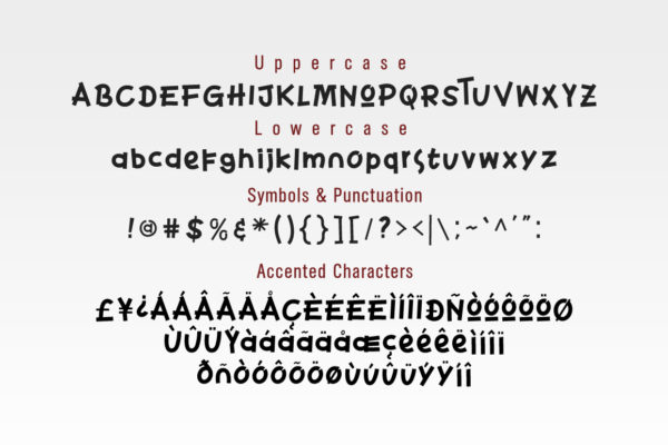 Childwood in Handwriting Fonts