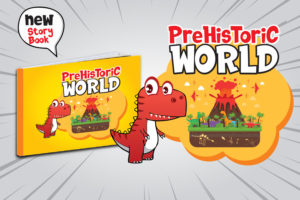 Dino Toons in Display Fonts