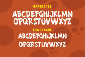 Lion Teen in Display Fonts