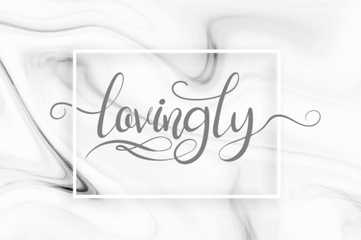Sweengly - Modern Script Font in Calligraphy Fonts