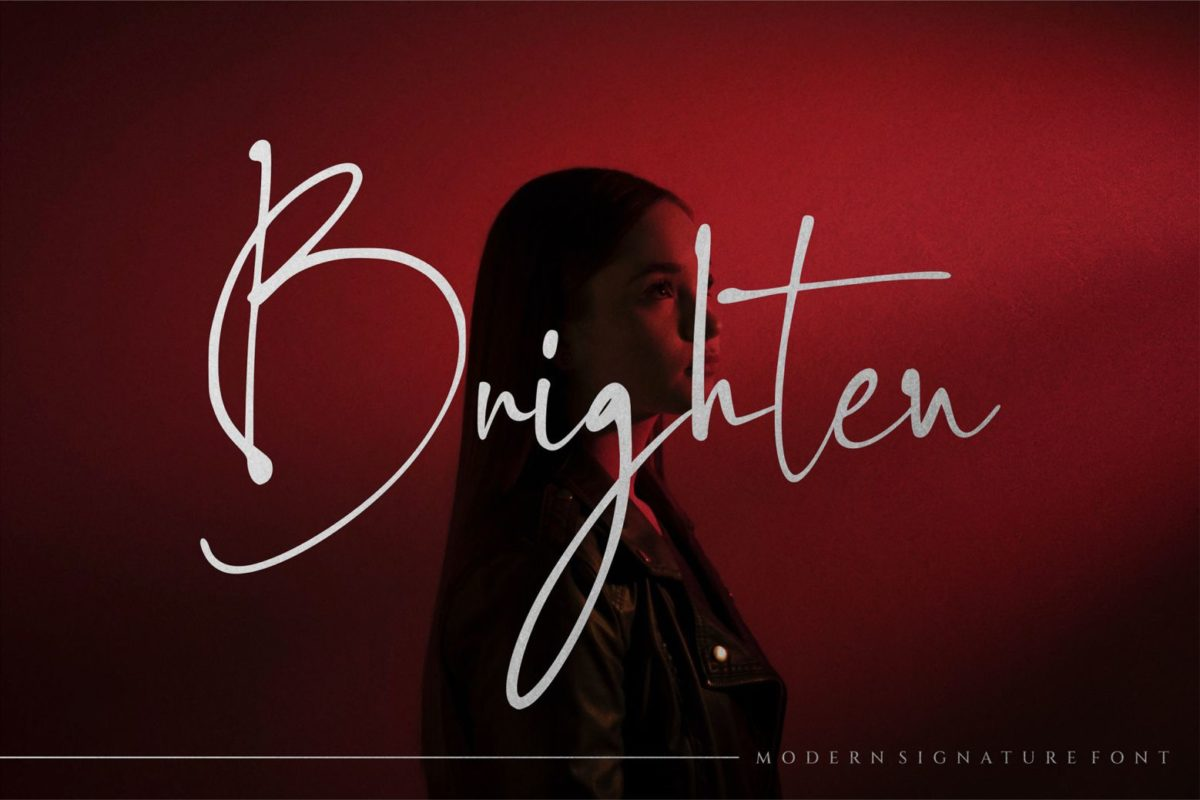 Alpha Danthe in Calligraphy Fonts