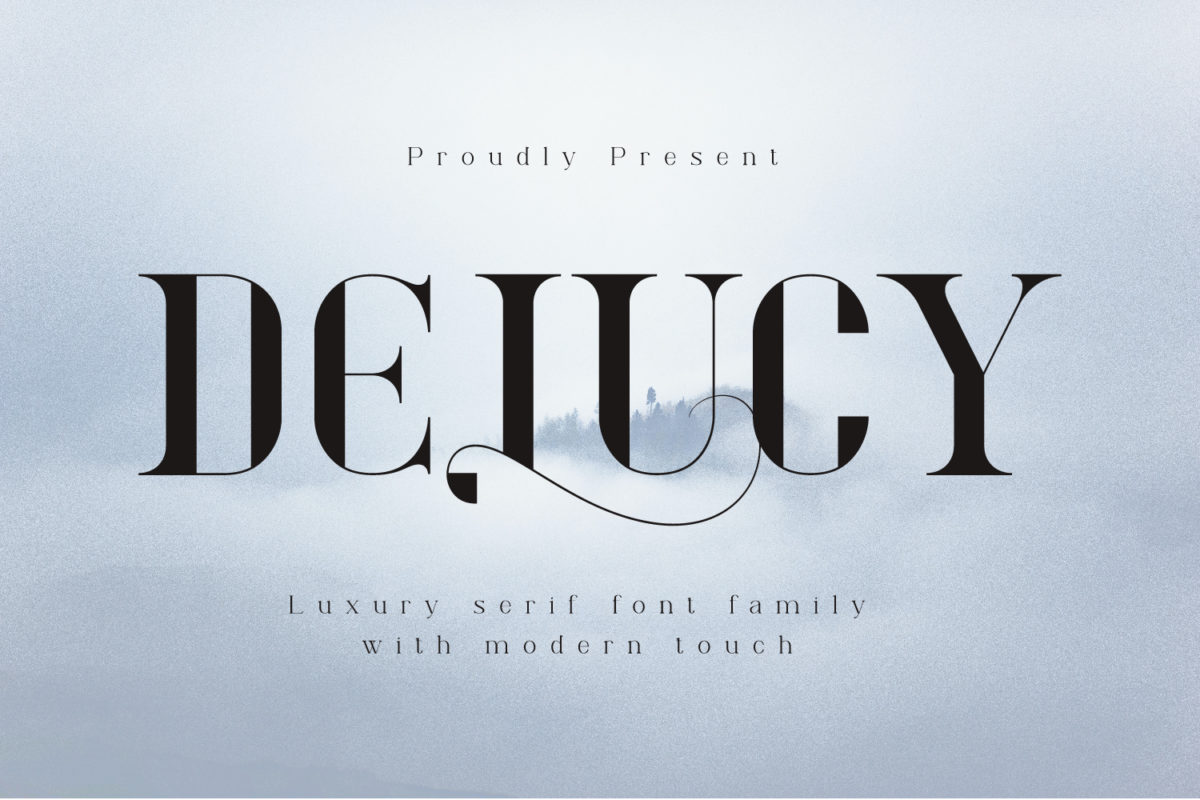 Delucy in Serif Fonts