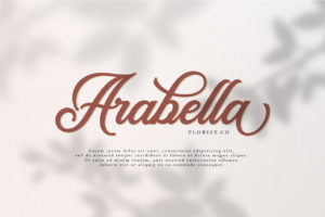 Tequilla Creature in Calligraphy Fonts