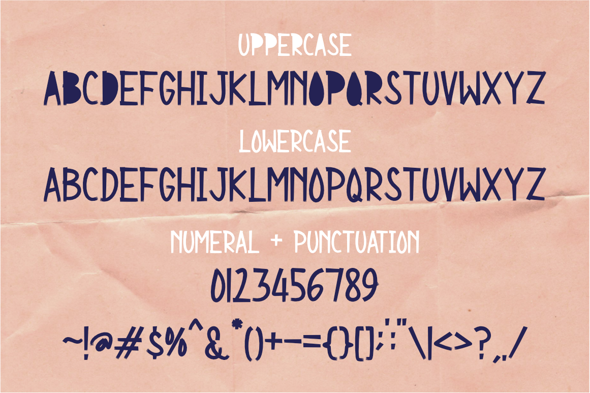 Angry Awesome in Decorative Fonts