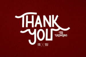 THE GROWQINS in Display Fonts