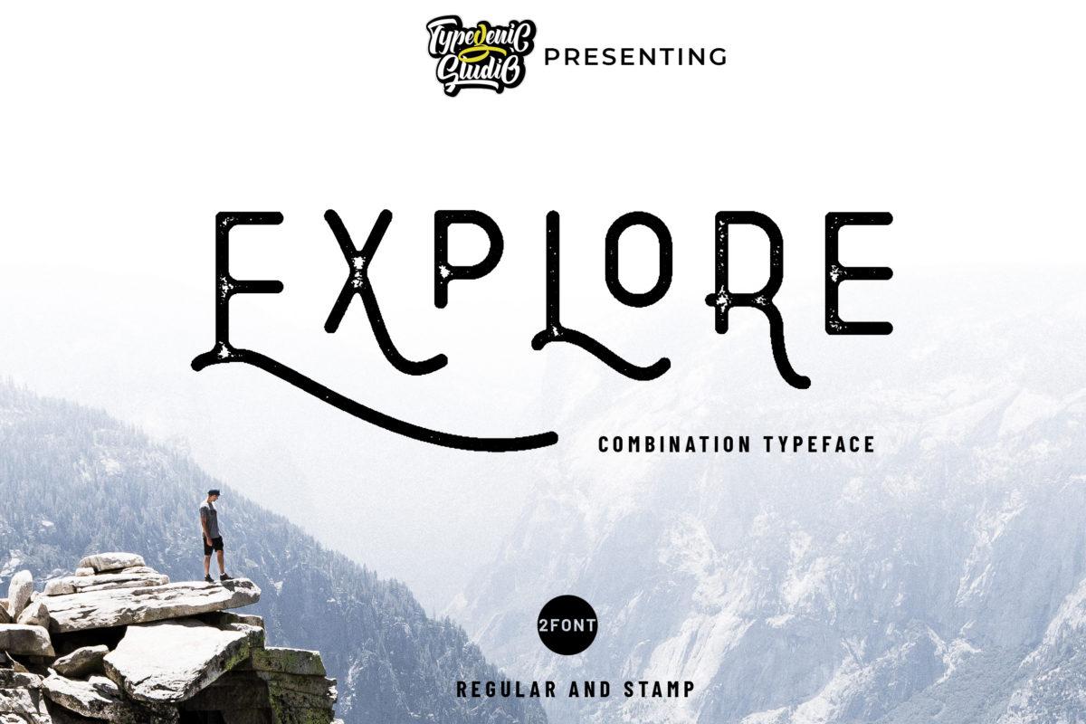 Explore Font in Sans Serif Fonts