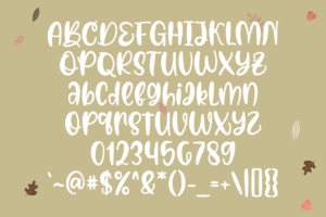little king owl in Display Fonts