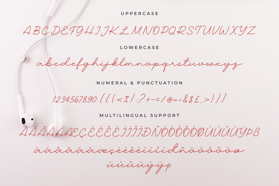 Madore Script in Handwriting Fonts