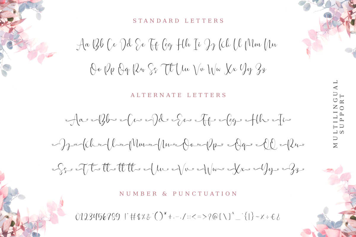 Chiesty Font in Script Fonts